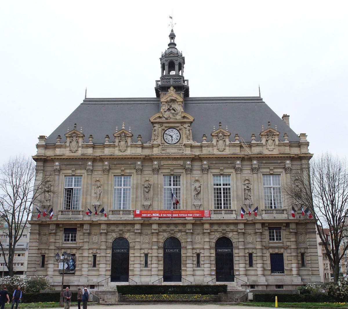 Ivry-sur-Seine near me